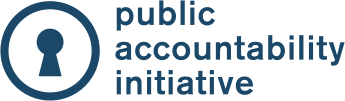 Public Accountability Initiative